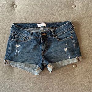 DL 1961 Denim Shorts